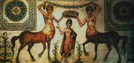 Αποτέλεσμα εικόνας για Οι Κένταυροι και ο Ηρακλής